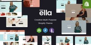 Ella – Multipurpose Shopify Sections Theme