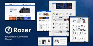 Rozer – Digital Responsive Prestashop Theme